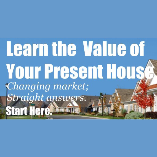 Image: Learn the Value of Your Present House